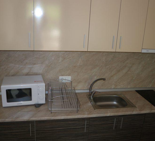 Двустаен апартамент Слънчев Бряг кухня