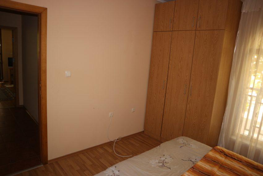 Двустаен апартамент Слънчев Бряг спалня