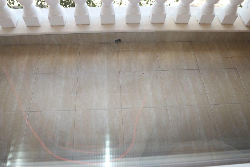 Двустаен апартамент Слънчев Бряг тераса
