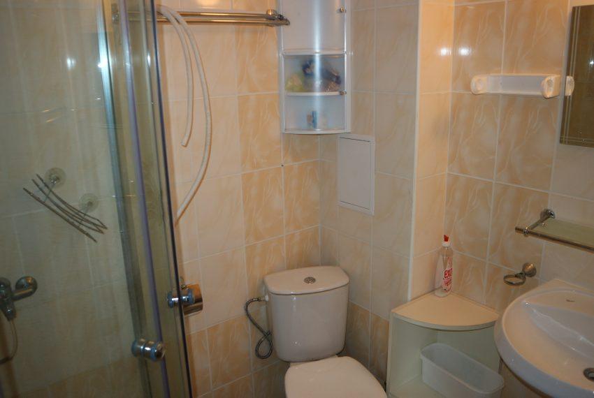 Едностаен апартамент Слънчев  Бряг баня