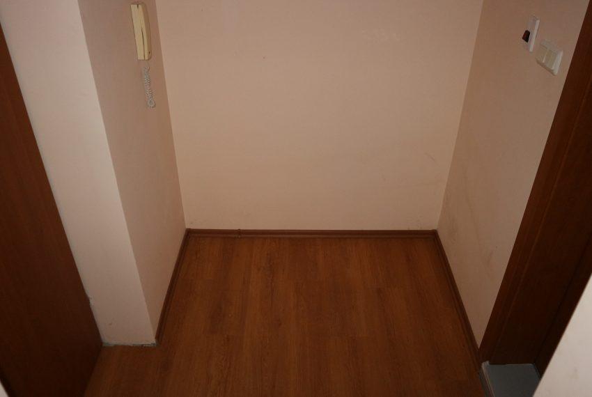 Едностаен апартамен Слънчев Бряг коридор