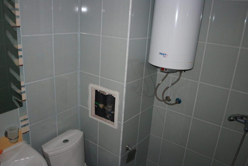 Едностаен апартамен Слънчев Бряг баня