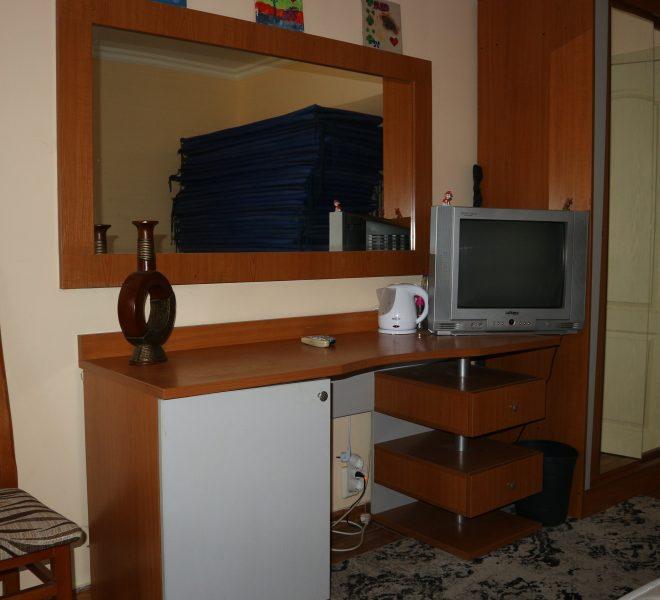 Едностаен апартамент Несебър всекидневна