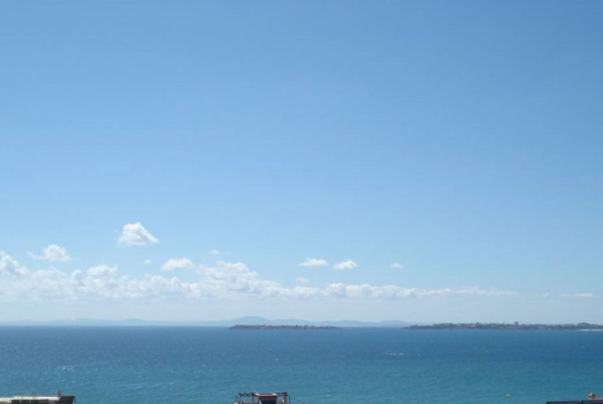 Хотел в Свети Влас гледка море