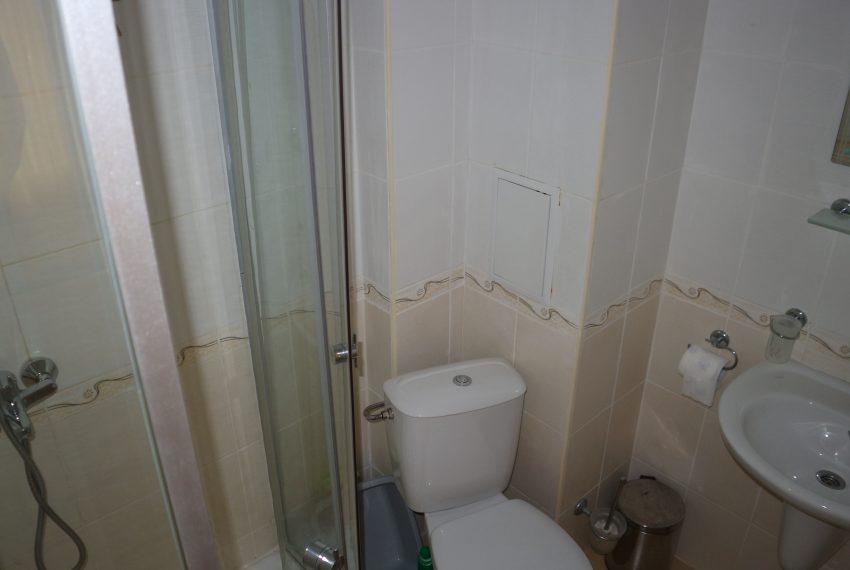 Едностаен апартамент в Слънчев Бряг баня