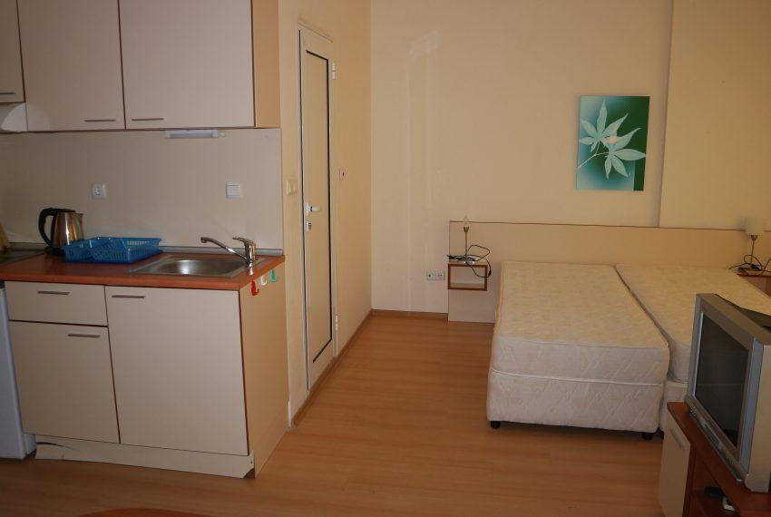 Едностаен апартамент в Слънчев Бряг студио