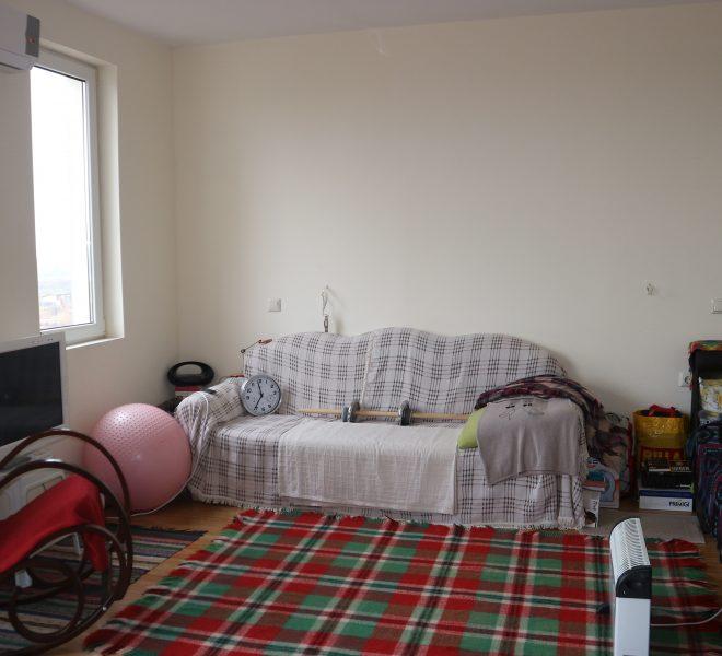 Едностаен апартамент в Поморие спалня