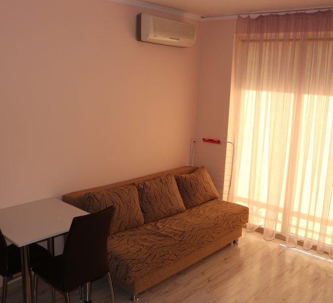 Едностаен апартамент в Слънчев Бряг спалня
