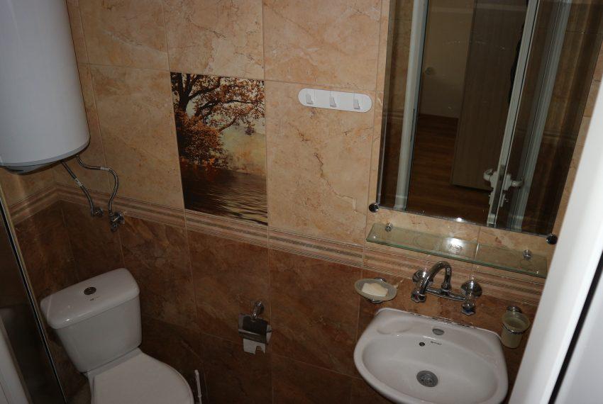 Едностаен апартамент тип студио в Слънчев Бряг баня